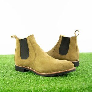 Red Wing Womens 6-inch Chelsea Boot Olive Mohave